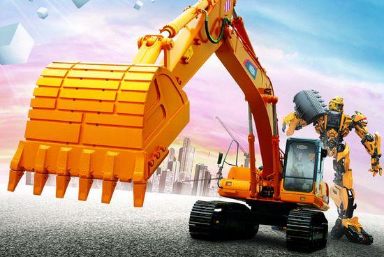 供应新疆口碑好的新疆挖掘机|喀什挖掘机多少钱一台