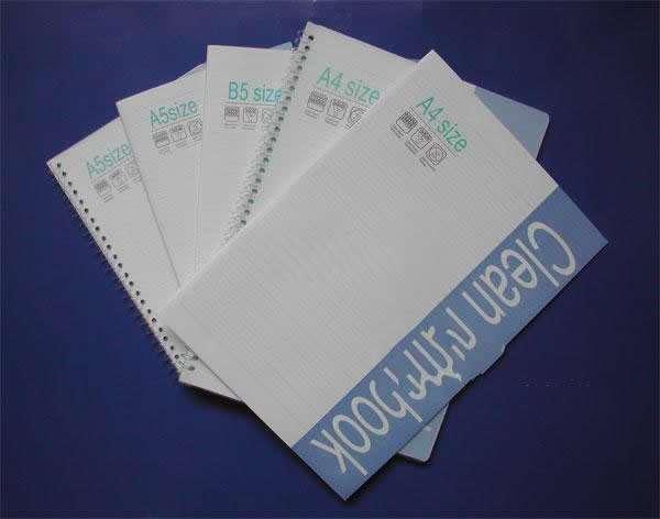 无尘笔记本供应-报价合理的无尘笔记本,就在富伟防静电