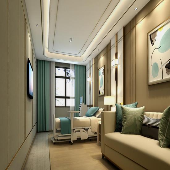 中康生物醫美中心如何設計?河南醫院裝修哪家好 鄭州醫院設計