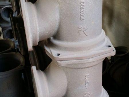 B型铸铁排水管件供货商-B型铸铁排水管件