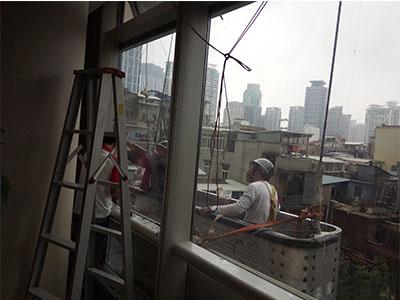 莆田幕墻門窗維修價格-高水平的幕墻維修保養公司當選廈門鴻泰創建建筑工程