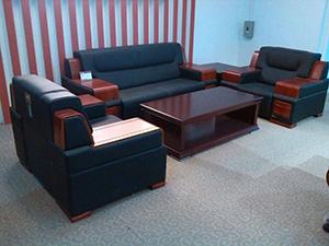实木办公室沙发定做-隆博办公_优良庆阳办公沙发供应商