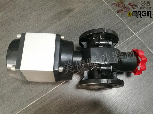 克莱蒙特C3国气控调砂阀Q006