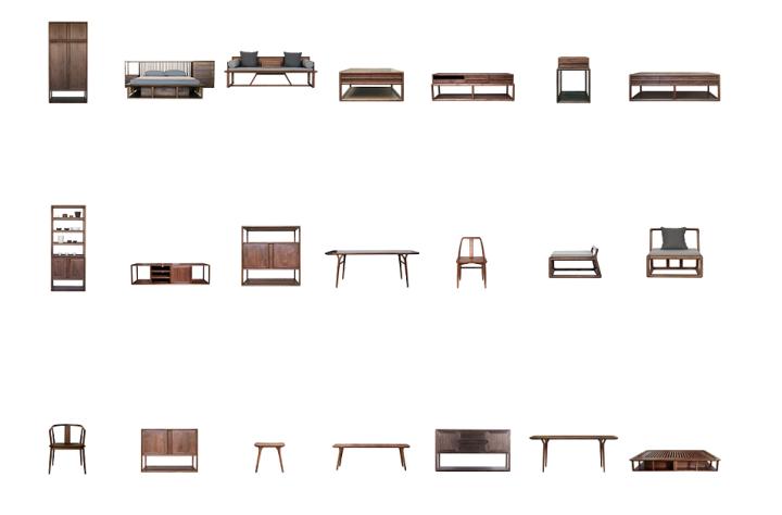 新中式|選購新中式古典大板就到中達木業