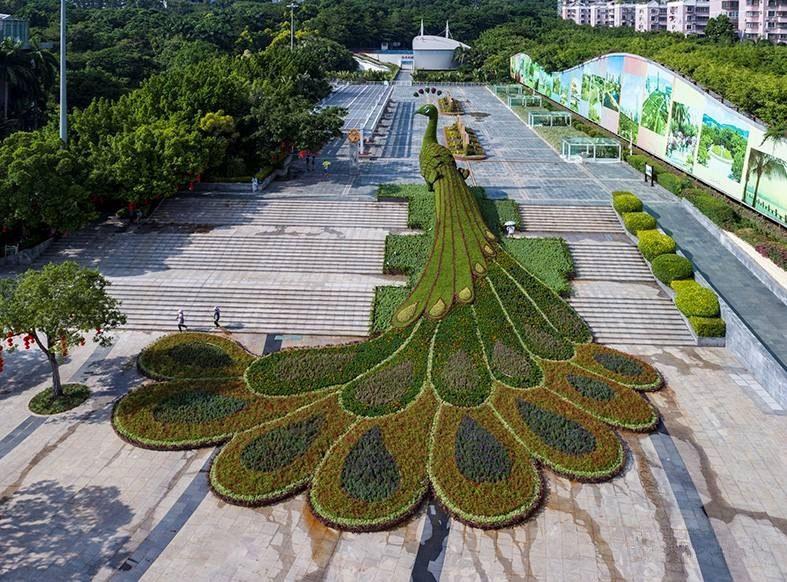 江西动物绿雕-哪里有供应高性价动物绿雕