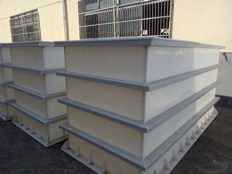 安徽玻璃鋼防腐槽-常州邦億環保科技高性價水槽出售