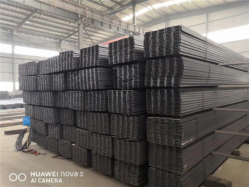 高性价工字型通称,梁山通惠钢材倾力推荐 山东冷弯型钢制造厂家
