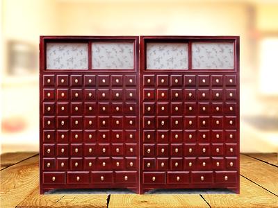草藥柜動態|買松木中藥柜就來華都中藥柜