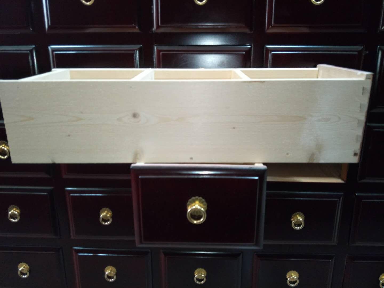 推荐草药柜-好用的松木中药柜供应