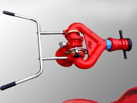 通辽储罐消防环管喷淋装置_绥化好用的防撞调压栓推荐
