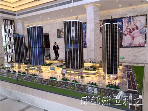 成都展示模型-成都盛世利达_专业的建筑模型公司
