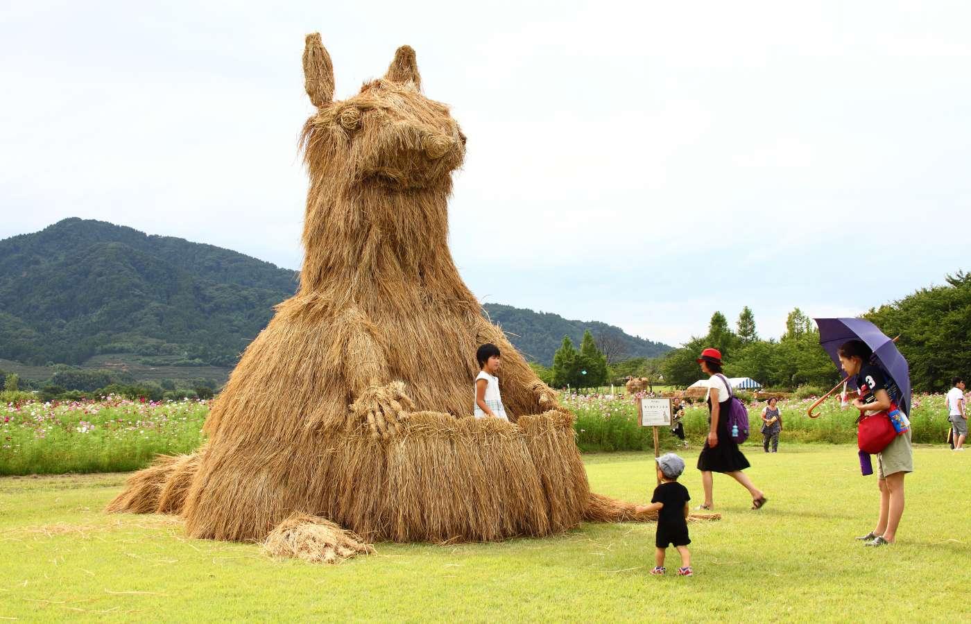 上海大型草雕工厂-优惠的大型草雕推荐