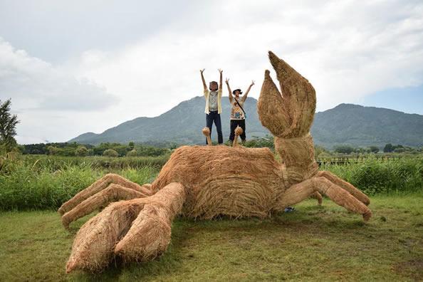常州大型草雕厂家-出售江苏好的大型草雕