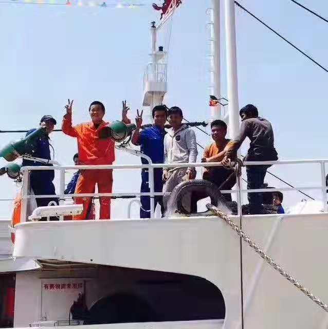 贵州出海打渔求职|舟山哪里有提供船员证书办理