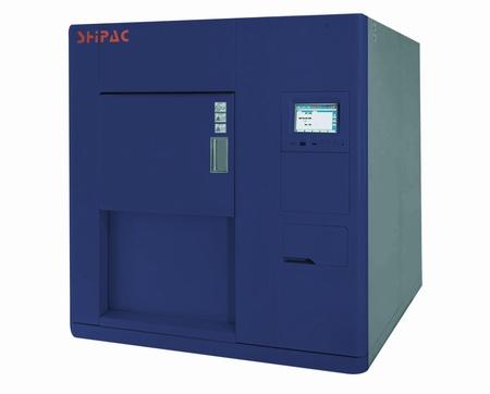 高低温冲击试验箱 自动断电感应
