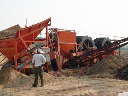 河北洗沙机械哪家好 山东耐用的洗砂机械哪里有供应