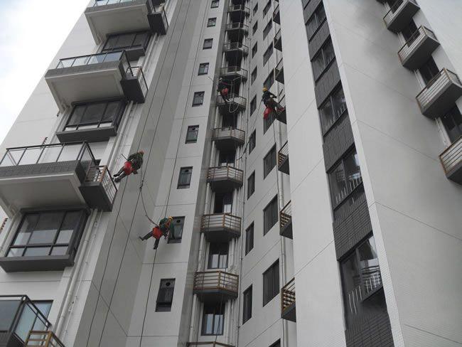 广州良友清洁服务_物业保洁服务专业靠谱 花都外墙清洗公司哪家好