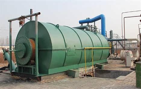 河北省废轮胎炼油设备哪家好|国内哪家废旧轮胎炼油设备厂家信誉好
