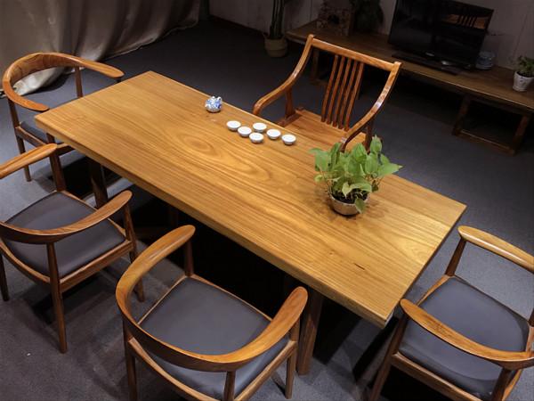 实木家具哪里有,品质有保障的实木黑檀大板材批销