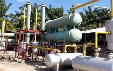 江西省废塑料炼油设备报价_可信赖的废塑料炼油设备厂家在新乡