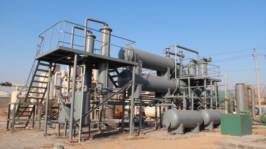 鹤壁废塑料炼油设备厂家|河南品牌好的废塑料炼油设备厂家推荐