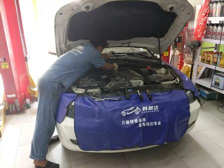 汽车救援公司 专业的汽车救援公司当选韩鹏达汽车维修养护中心