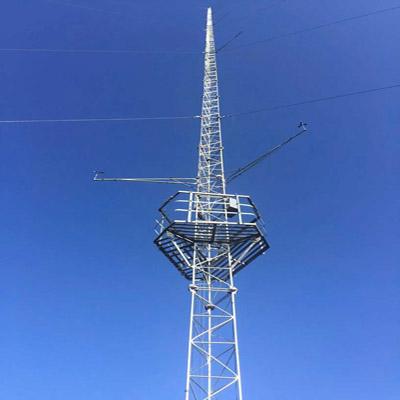 大量供应优良的加工测风塔 测风塔