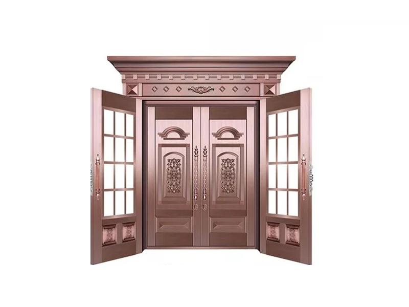 品牌铜门专业供应,南京铜门厂家