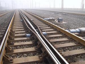 林州市煤矿道岔配件总厂——司控道岔