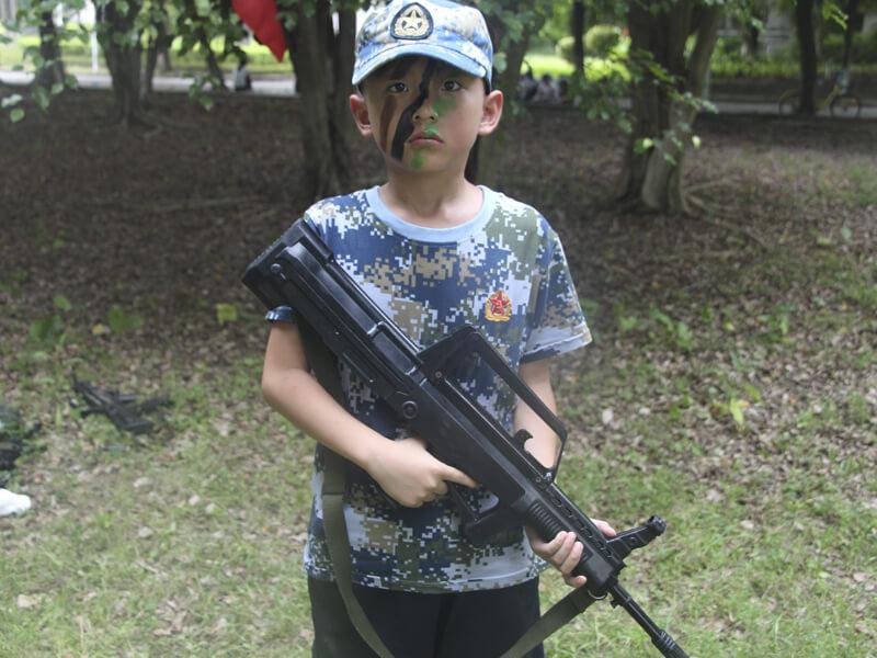 口碑好的夏令營培訓優選黃埔堅強小兵冬夏令營 CS野戰網站