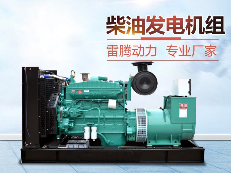 供应雷腾动力实用的300千瓦发电机