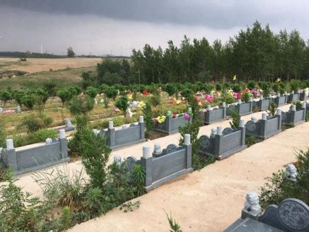 黑河公益性長青園-鐵嶺服務有保障的墓園規劃公司