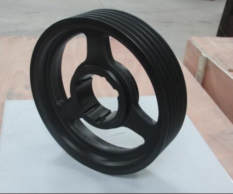 锥套式皮带轮