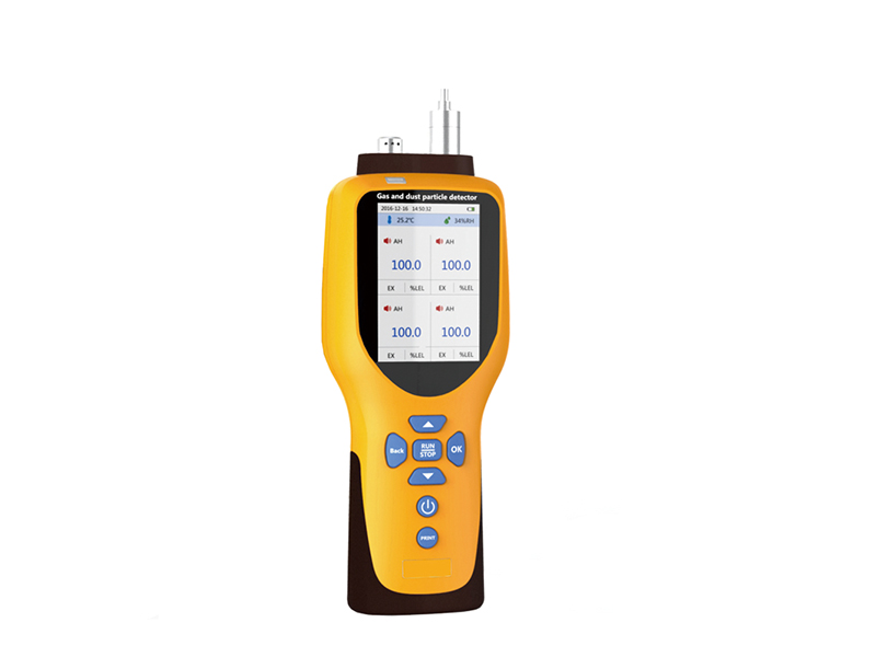 食品安全检测仪-高质量的便携式氨气检测仪北京中智创联供应
