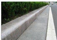 路边石厂家-桃村兴隆石材厂好用的栖霞灰路边石新品上市