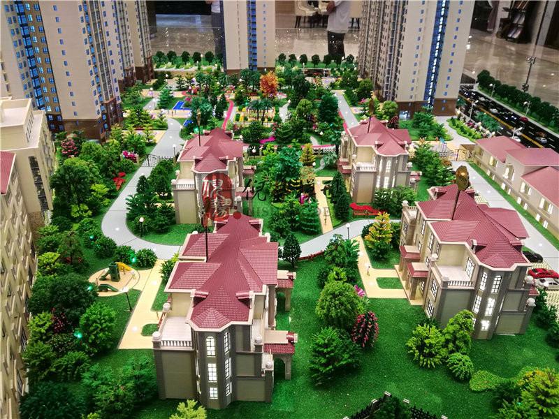 玉林房地产模型制作公司-哪里可以定做南宁房地产模型