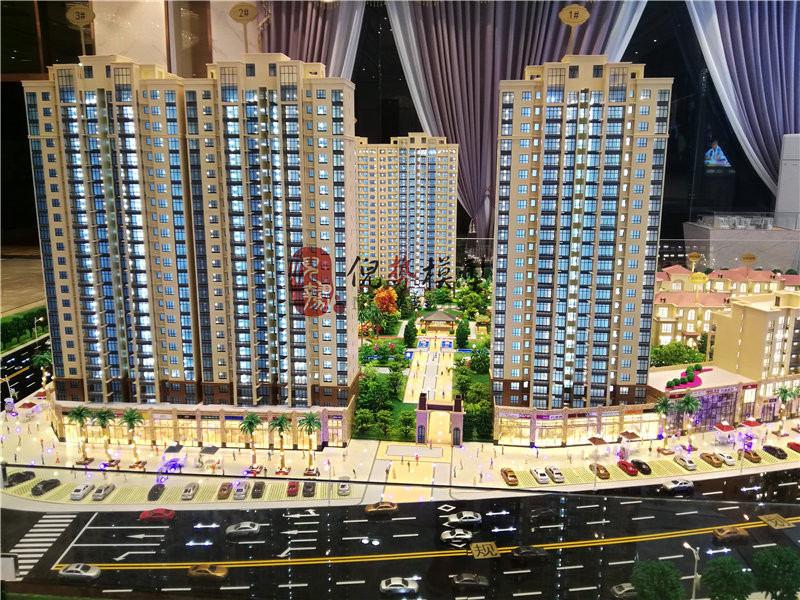 河池房地产模型制作公司-倪势模型专业制作南宁房地产模型