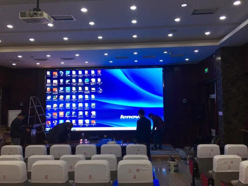 河南商丘LED显示屏专业供应 商丘LED室内显示屏安装