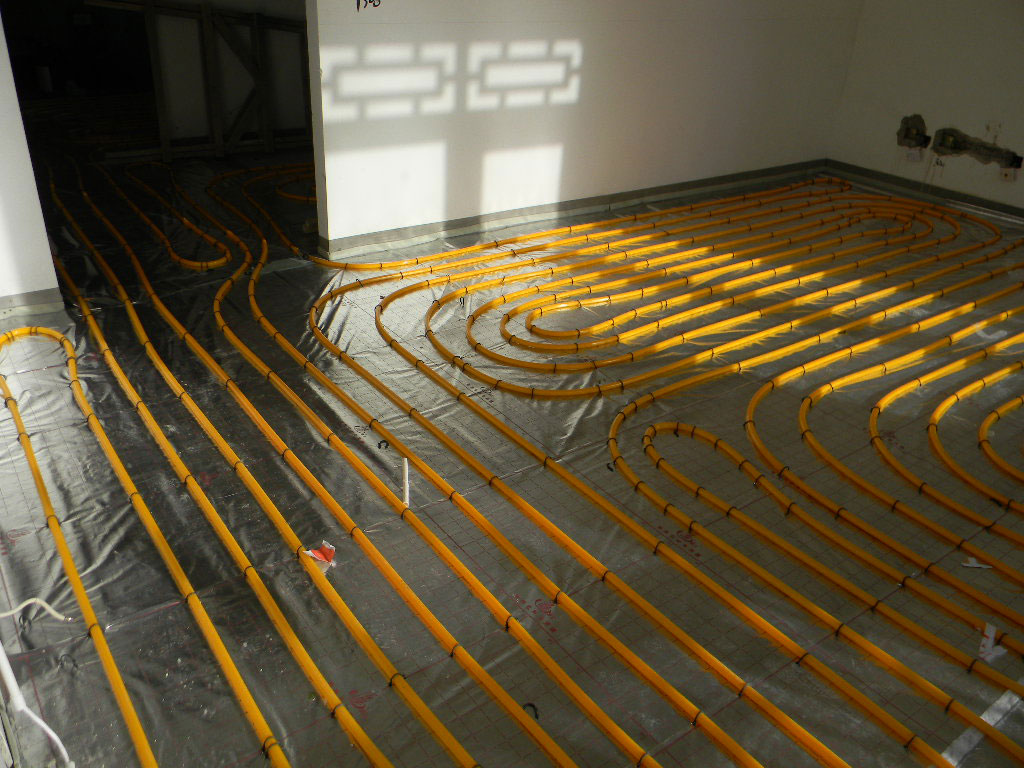 二道地暖|专业提供地面辐射采暖系统安装