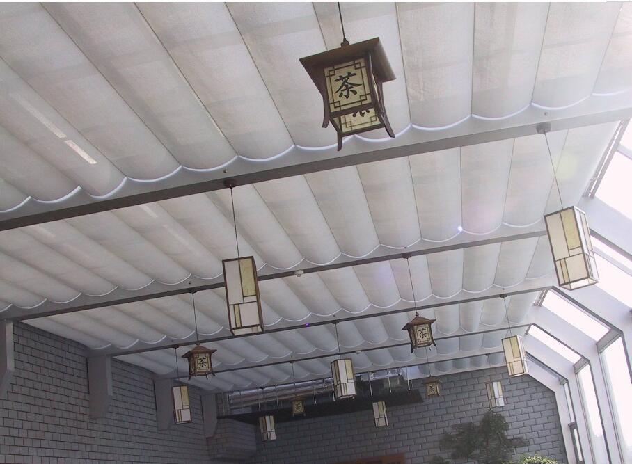 绍兴顶棚帘-裕笙遮阳好用的顶棚帘新品上市