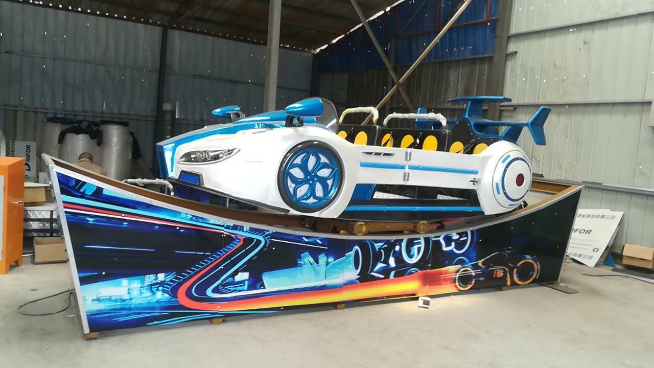 郑州质量好的弯月飘车 新式的弯月飘车生产