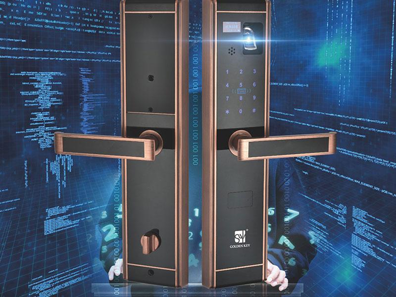 指纹密码锁制造公司 品牌 浙江口碑好的指纹密码锁批发