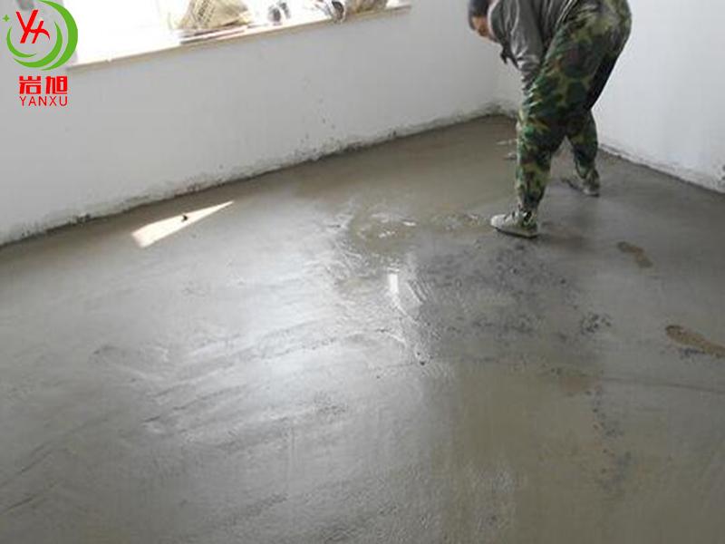 声誉好的自流平地面砂浆供应商当属岩旭新型建材,价格优惠质量好