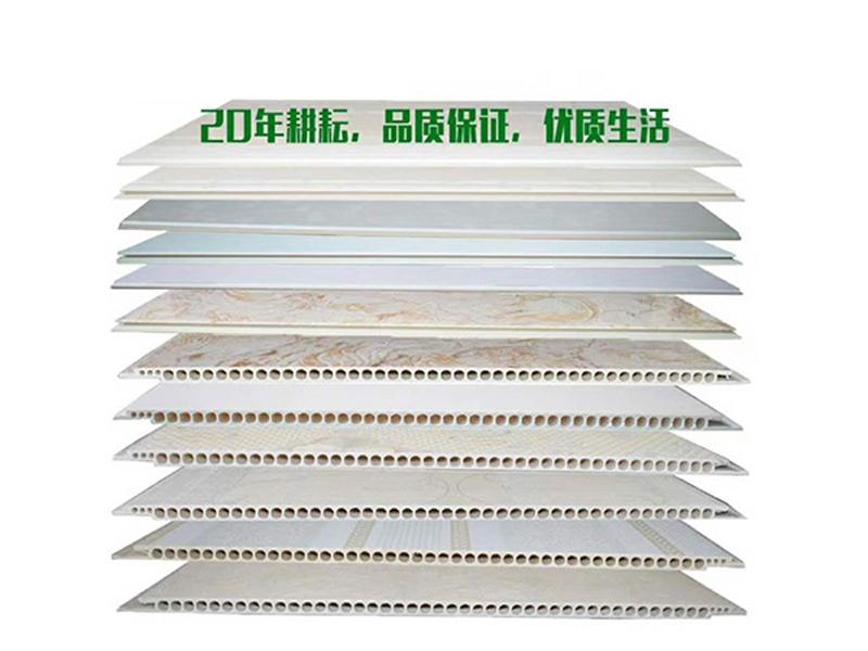 菏澤石塑集成墻面板生產廠家|品質pvc集成墻板_優選臨沂領創建材