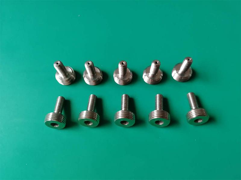 齐全的不锈钢真空螺丝-安徽资深的不锈钢真空螺丝加工公司
