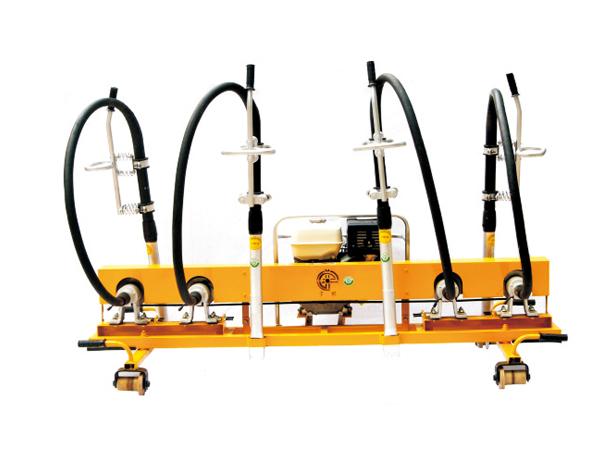 宇博铁路器材新款NQG-5型内燃切轨机出售-定制捣固机