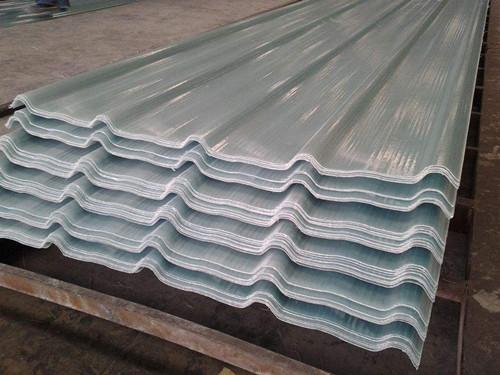 定制玻璃钢采光板