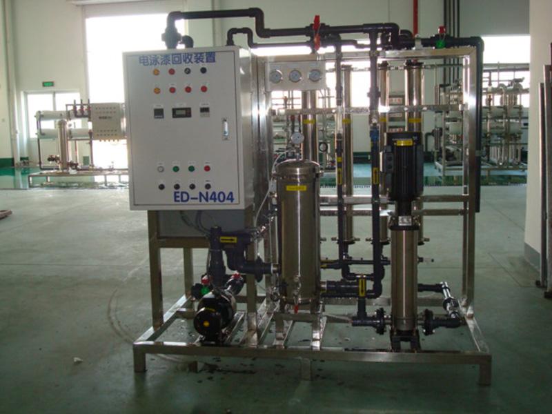 低温蒸馏设备|昆山广盛源水务供应专业的废水除杂离子系统