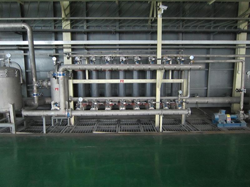 中温膜蒸馏设备-选购价格公道的废水除杂离子系统就选昆山广盛源水务