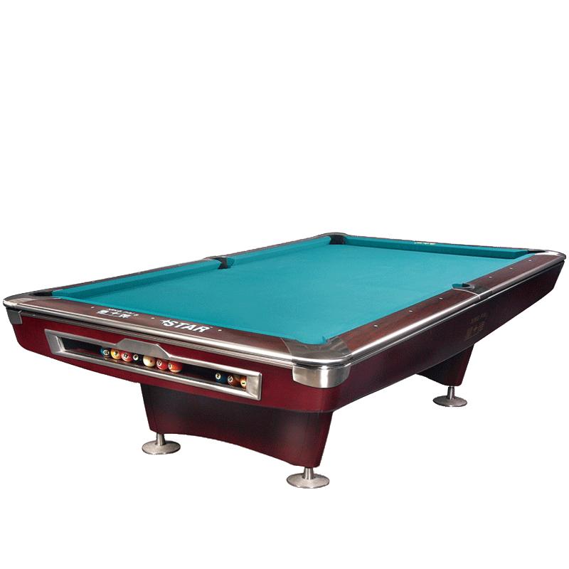 花式台球桌品牌-买九球桌花式台球桌到河南大英